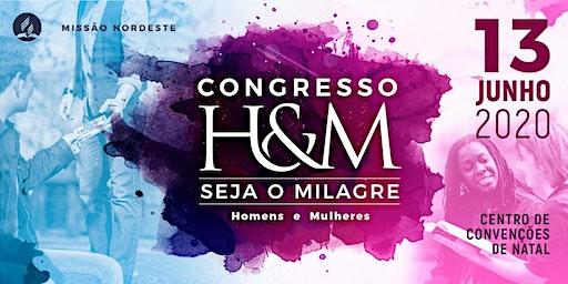 Congresso H&M 2020 - Seja o Milagre