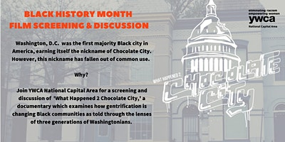 Black History Month Film Screening & Discussion