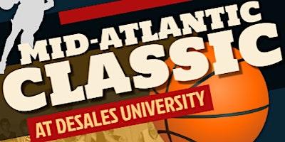 2020 Mid Atlantic Classic at Billera Hall on campus of DeSales University