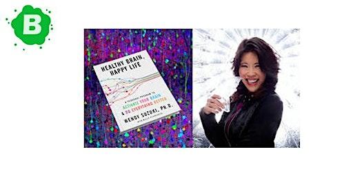 Bookup - Healthy brain Happy Life -by Wendy Suzuki, PHD