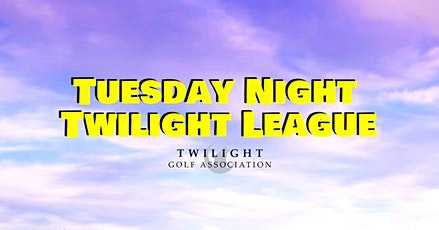 Tuesday Twilight League at Desert Mirage Golf Course tickets