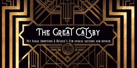 The Great Catsby- Pet Angel Adoption's 7th Annual Auction and Dinner tickets