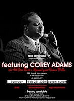 In the Key of Love- featuring Corey Adams