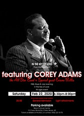 In the Key of Love- featuring Corey Adams tickets