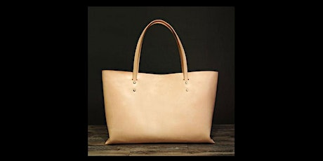 Intermediate Leather Working: Bags and Satchels (March 21st & 22nd, 2020) tickets