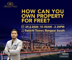 Sembang Hartanah bersama Faizul Ridzuan (Anjuran Sanichi Property Sdn Bhd)