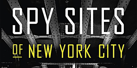 Book launch SPY SITES OF NEW YORK CITY tickets