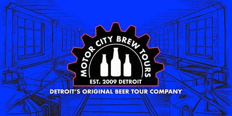 Brewery Walking Tour - Detroit tickets