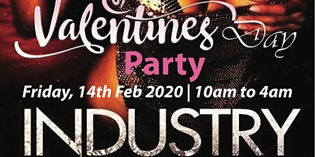 Industry Fridays - Valentine's Day Party. tickets