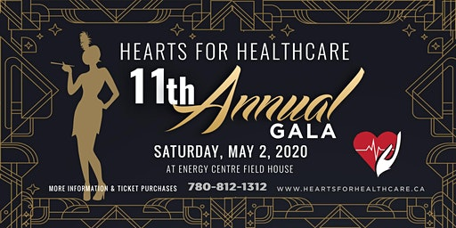 Hearts for Healthcare 11th Annual Gala