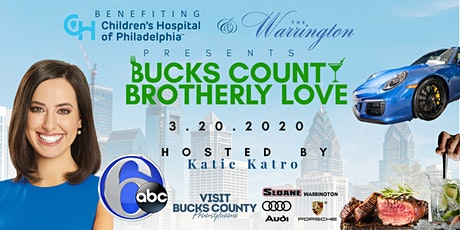 Bucks County Brotherly Love II tickets