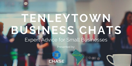 Tenleytown Business Chat tickets