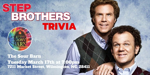 Step Brothers Trivia at The Sour Barn