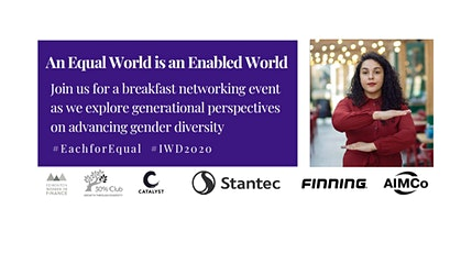 International Women's Day: An Equal World is an Enabled World tickets