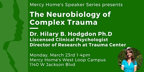 The Neurobiology of Complex Trauma tickets