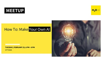 How To: Make Your Own AI