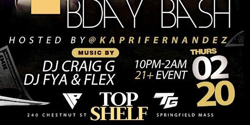 Tyler's Birthday Bash Hosted By @Kaprifernandez
