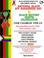 National Black HIV Awareness/Black History Month Celebration
