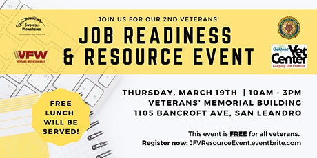 Job Readiness & Resource Event tickets