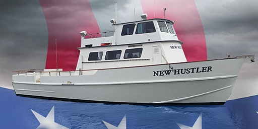 2020 Americas Brave and Courageous Fishing Trip - New Hustler