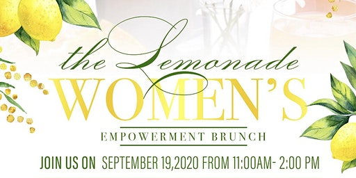 The Lemonade Women's Empowerment Brunch
