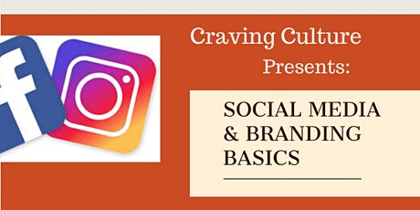 The Basics of Social Media - Navigating & Key Functions tickets