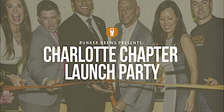 Bunker Brews Charlotte: Chapter Launch Party tickets