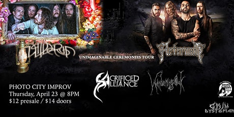 Unimaginable Ceremonies Tour tickets