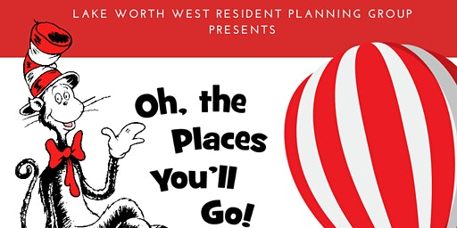 3rd Annual Literacy Luncheon - Oh, the Places You'll  Go!