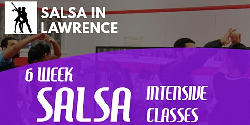 Salsa in Lawrence : 6 Week Salsa Intensive Course - Level 3