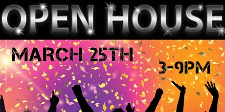 Open House 2020 tickets