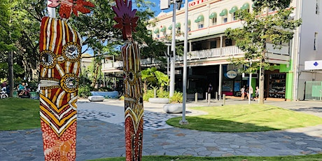 Cairns History Walking Tour - fundraiser for Georgia for Mayor Cairns tickets