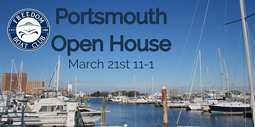 Freedom Boat Club of  Hampton Roads - Open House at Portsmouth