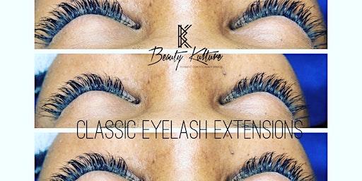 Dallas 320-Hour Eyelash Extension Program