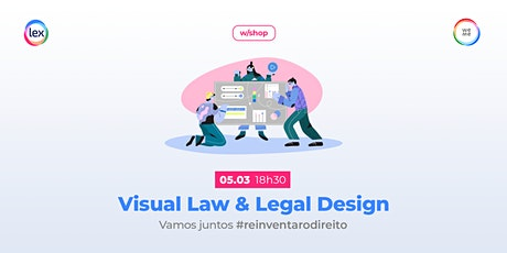Visual Law & Legal Design ingressos