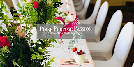 ENGAGE - Poise Purpose Passion tickets