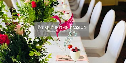 ENGAGE - Poise Purpose Passion