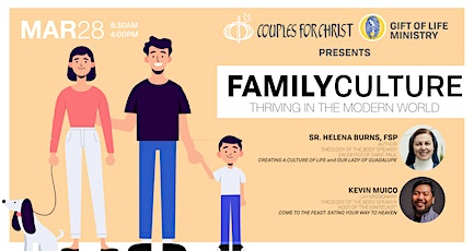 Family Culture: Thriving in the Modern World (Catholic Conference) tickets