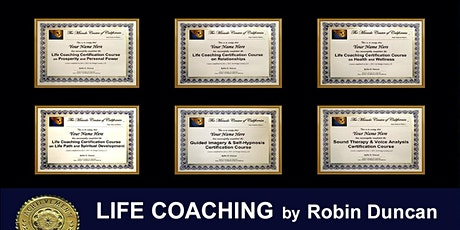"Apr. 18: Life Coaching Training on ""Prosperity & Personal Power"" In-Person tickets"
