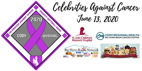 """Celebrities Against Cancer"" Charity Softball Game  tickets"