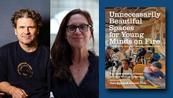 Dave Eggers with Ninive Calegari - Unnecessarily Beautiful Spaces for Young