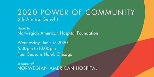 Sixth Annual Power of Community Benefit