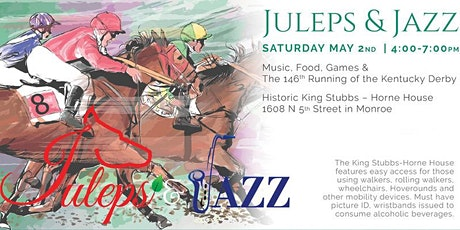 Juleps & Jazz tickets
