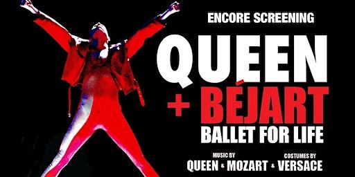 Queen+Béjart: Ballet For Life – ENCORE SCREENING