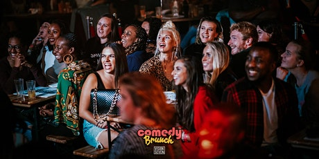 Comedy Brunch -  25th July 2020 tickets