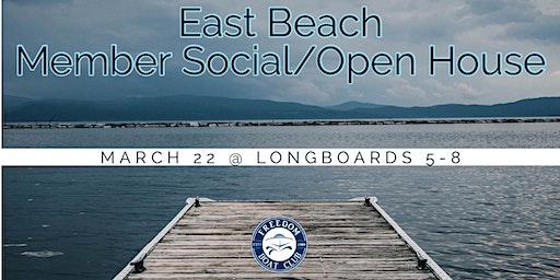 Freedom Boat Club of Hampton Roads - Member Social at Longboards East Beach