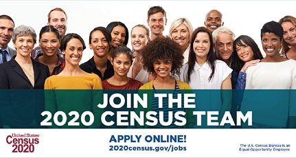 2020 Census Job Fair tickets