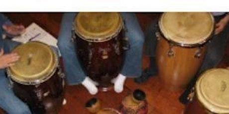 Drumming Demonstration tickets