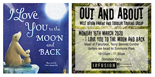 Out and About: I Love You to the Moon and Back
