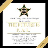 Martin County PAL Banquet
